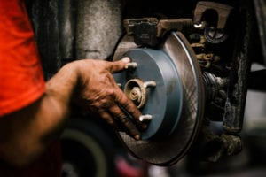 brake pad wear in arizona