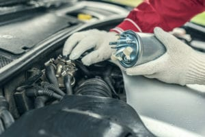 how often to replace fuel filter