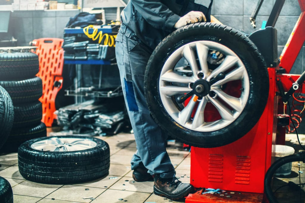 How often do you need to balance your tires?