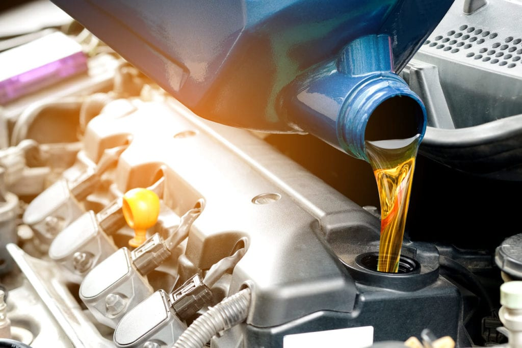 Oil Change For Luxury Cars