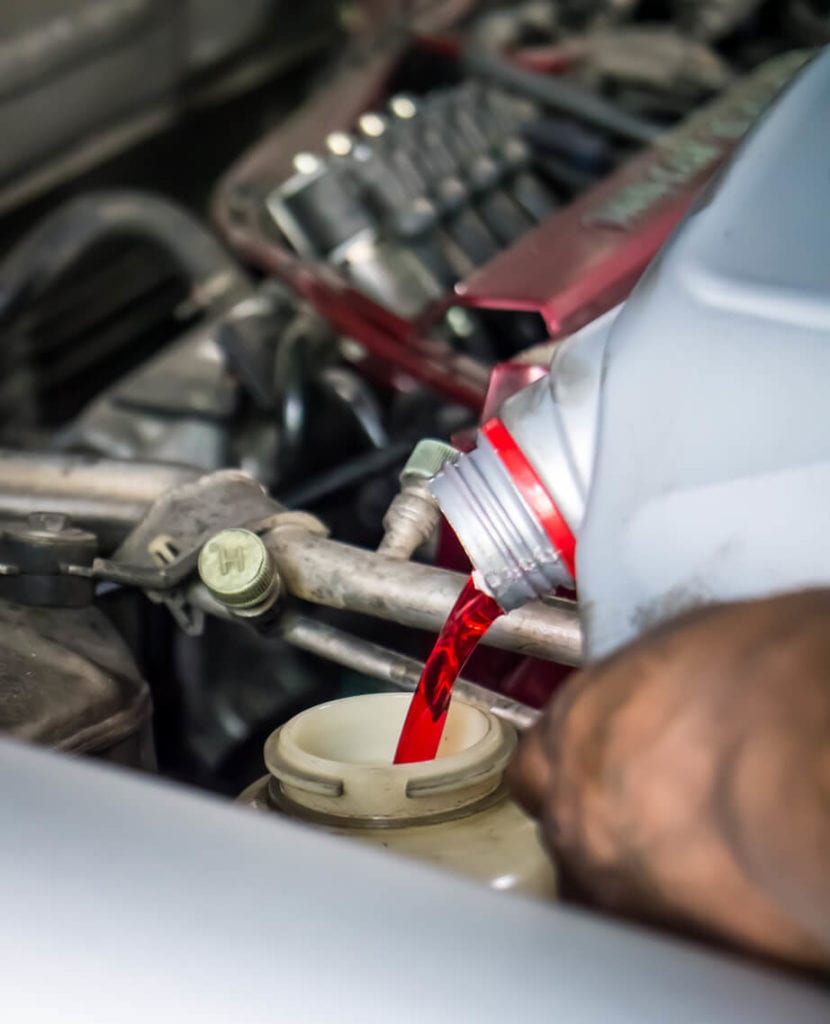 when to change your car's fluids